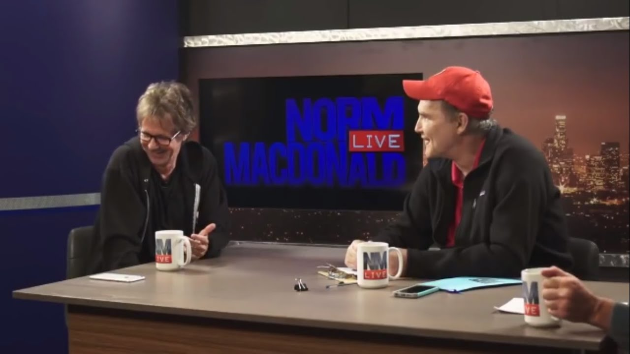 Download Norm Macdonald on White Privilege