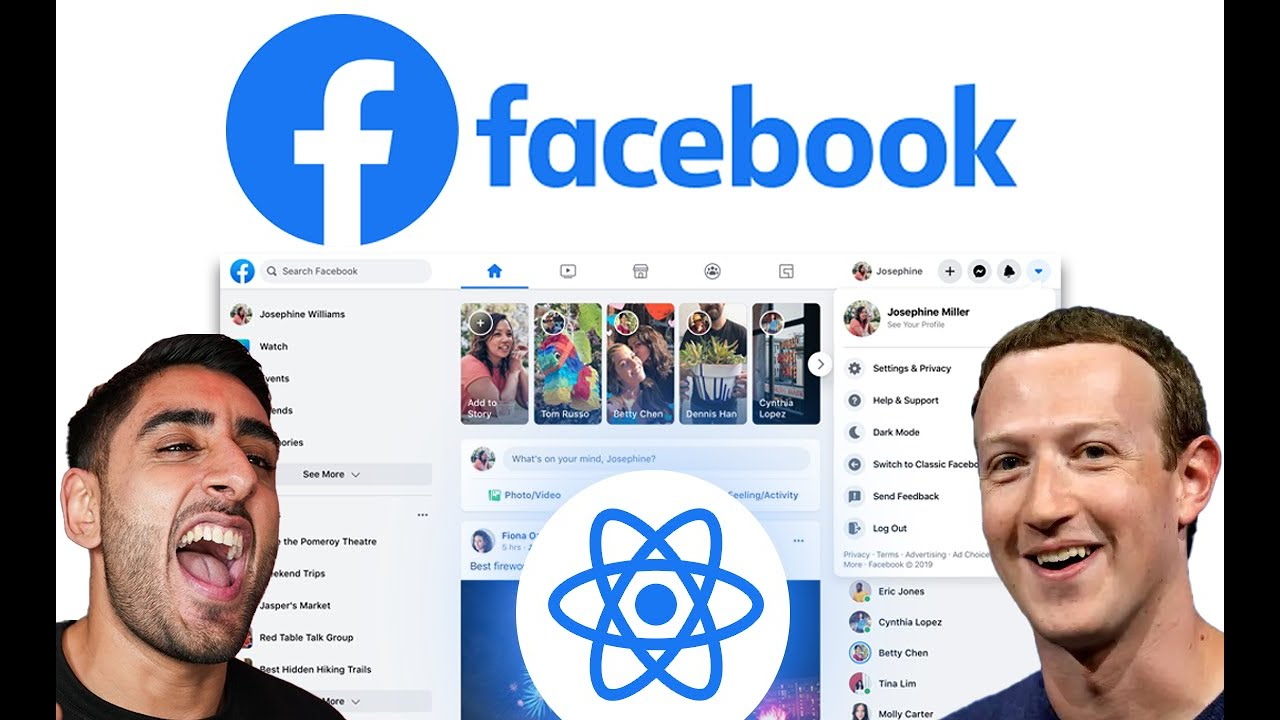 Download 🔴 Let's build Facebook 2.0 with REACT.JS! (Next.js, Tailwind CSS, Image Uploading, Facebook Login)
