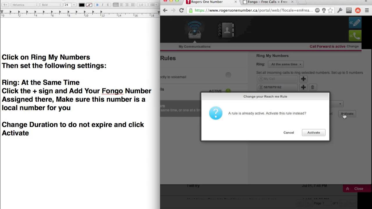 rogers wireless how to cancel contract