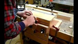 Loose Tenon Mortise Jig Part 3 Of 3