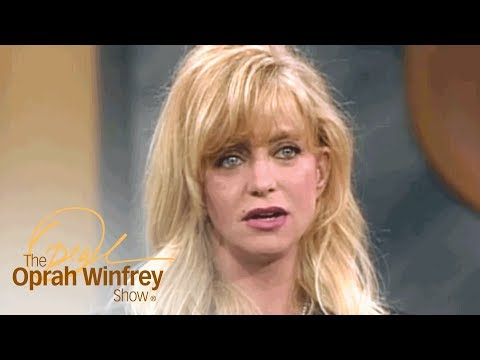 Why Goldie Hawn Isn't Interested In Marriage | The Oprah Winfrey Show | Oprah Winfrey Network