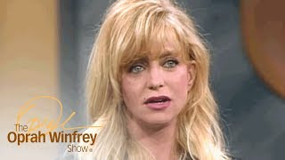 why goldie hawn isnt interested in marriage the oprah winfrey show oprah winfrey network