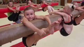 SRObernai Gymnastique - Entrainements Eté 2016