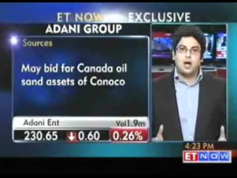 Adani Group evaluating bid for ConacoPhilipps assets