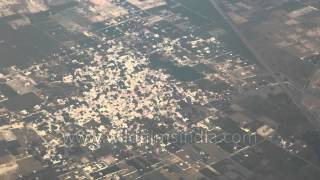 Aerials of Noida and Uttar Pradesh