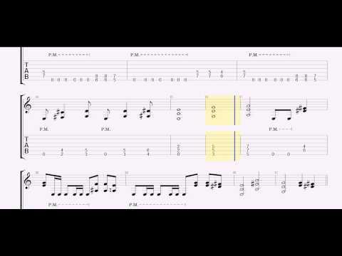 Metallica Tabs - Battery