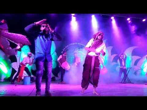 Funny dance.😂..@ Dr D Y Patil college of Ayurved pune