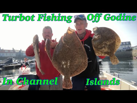 Turbot Fishing On Godine Sand Bank!!!