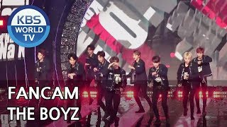 [FOCUSED] THE BOYZ - Right Here [Music Bank / 2018.09.28]