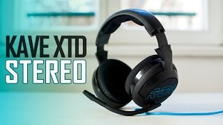 Roccat Kave XTD Stereo Review & Mic Test | Great Gaming Headset for $79 Thumbnail