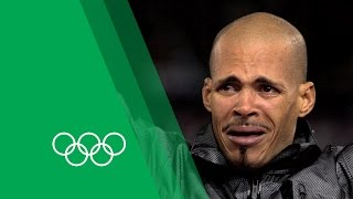 Félix Sánchez on his Olympic journey - Exclusive Interview | Olympic Rewind