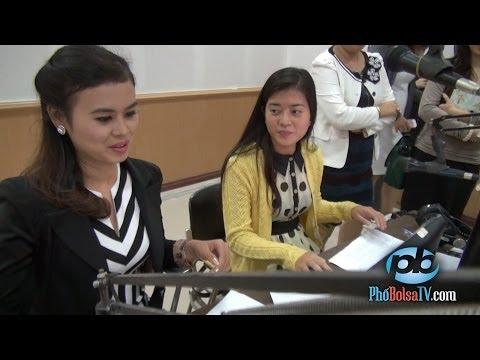 Nghe giọng chuẩn xứ Đà ở đài Phát thanh & Truyền hình Đà Nẵng
