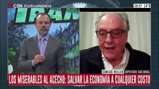 15-04-2020 - Carlos Heller en C5N - M1, con Gustavo Sylvestre #Covid-19 #ImpuestoExtraordinario