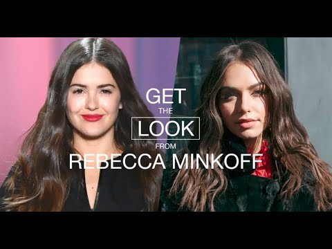 Look #5 – Rebecca Minkoff with ambassador Cartia Mallan