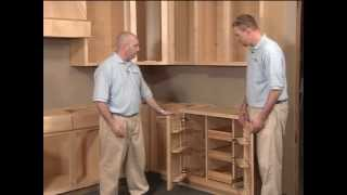 Base Cabinet - Aristokraft Cabinet Installation