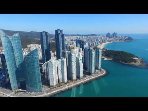 DJI phantom3 - Busan - South Korea