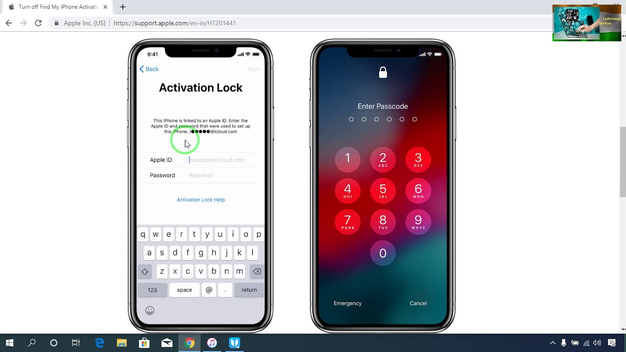 How to Remove Forgotten Passcode of iPhone |To unlock disabled iPhone X/8/7/SE/6s/6 Plus/6/5s/5c ...