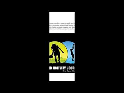 Intermediate Nutrition and Activity Journal Personal Wellness series