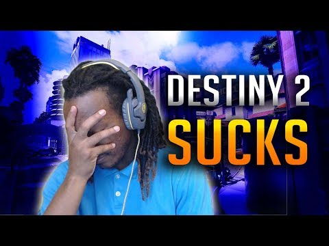 Why Destiny 2 Was The Biggest Let Down Of 2017 RANT