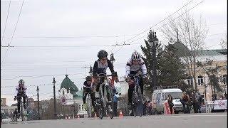 38-й мемориал Геннадия Комнатова и чемпионат СФО по велоспорту на шоссе