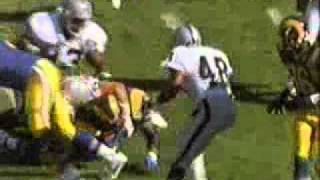 Los Angeles Raiders vs Los Angeles Rams 1994
