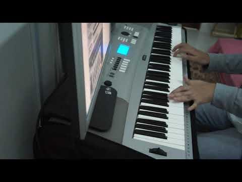 Judika   Setengah Mati Merindu Piano Instrumental Cover