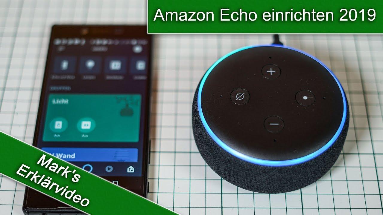 Amazon Echo einrichten 10 (Amazon Alexa einrichten)