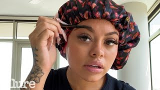 Mulatto's 10 Minute Beauty Routine For a Recording Session Look | Allure