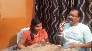 """पहली पहली बार बलिया ""from purushottam kumar soni singing in karaoke"