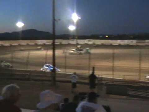 Ronnie Gardner sprint main, july 11th pt. 1