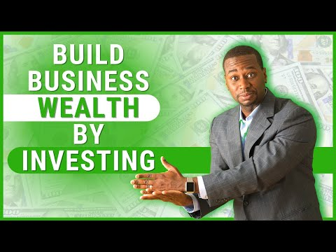 How to Build Wealth as a Business Owner