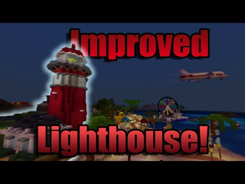 Improved Stampy's World [7] The Lighthouse