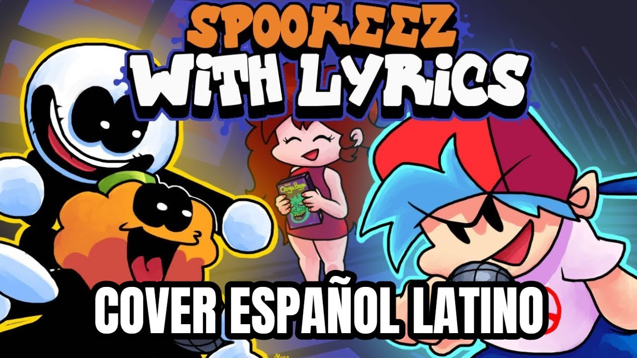 Download Friday Night Funkin - Spookeez - Spooky Month (COVER ESPAÑOL LATINO)