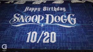 Snoop Dogg + G Pen 10/20 Party