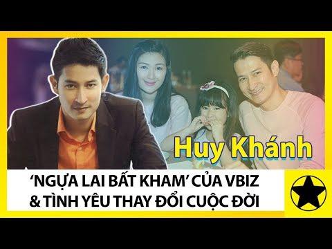 """Huy Khánh - """"Ngựa Lai Bất Kham"""" Của Showbiz Việt Và Chuyện Tình Thay Đổi Cuộc Đời"""