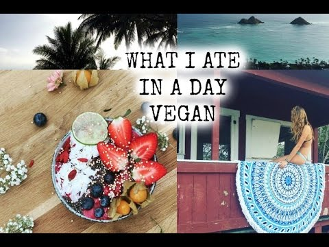 HAWAII CULTURE & WHAT I ATE, VEGAN