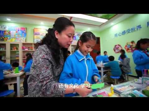老外在中国Foreigners in China第03集:文化小使者