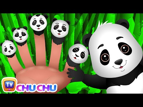 Finger Family Panda Chu Chu TV
