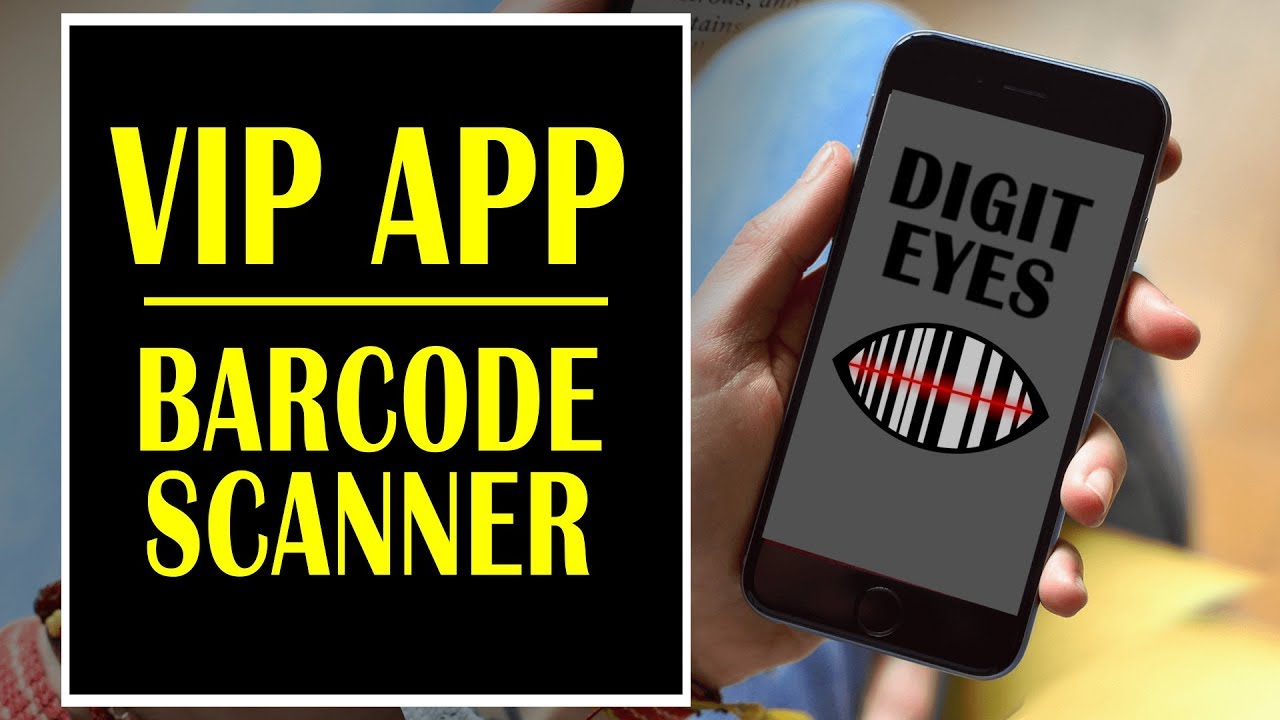 digiteyes barcode scanner app for the blind the blind life