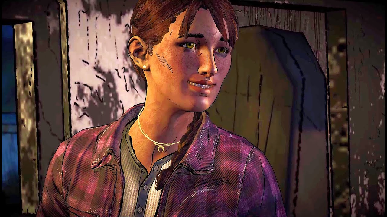 Download The Walking Dead 3 Episode 4: Chapter 2 - A Little Hot And A Little Confusing
