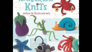 Home Book Review: Amigurumi Knits: Patterns For 20 Cute Mini Knits By Hansi Singh