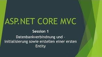 ASP.NET Core MVC - Session 1#Deutsch#
