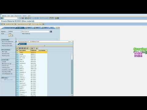 Create BOM in SAP