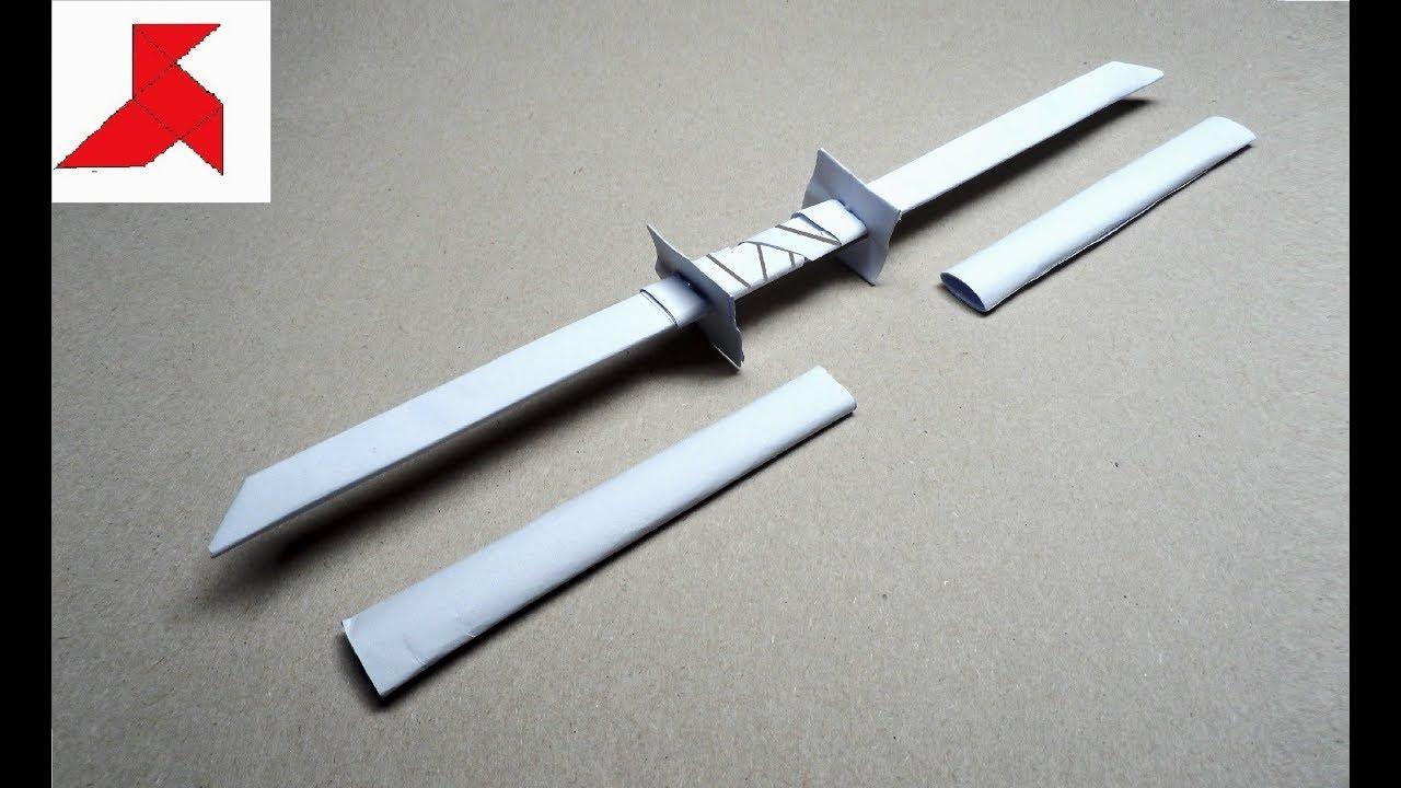 Как сделать двойной меч фото 511