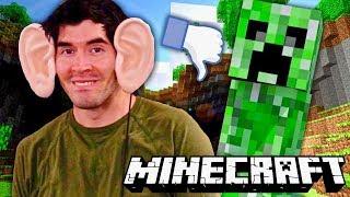 MI PRIMER HATER En Minecraft