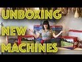 Unboxing New Machines! | Sew Anastasia
