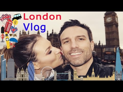 FUN WEEKEND IN LONDON WITH MY  REAL LIFE BOYFRIEND || Vikki & Conor || VikkiVLOGS-Baby Leah Vlogs