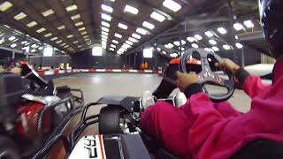 Racing at Capital Karts London