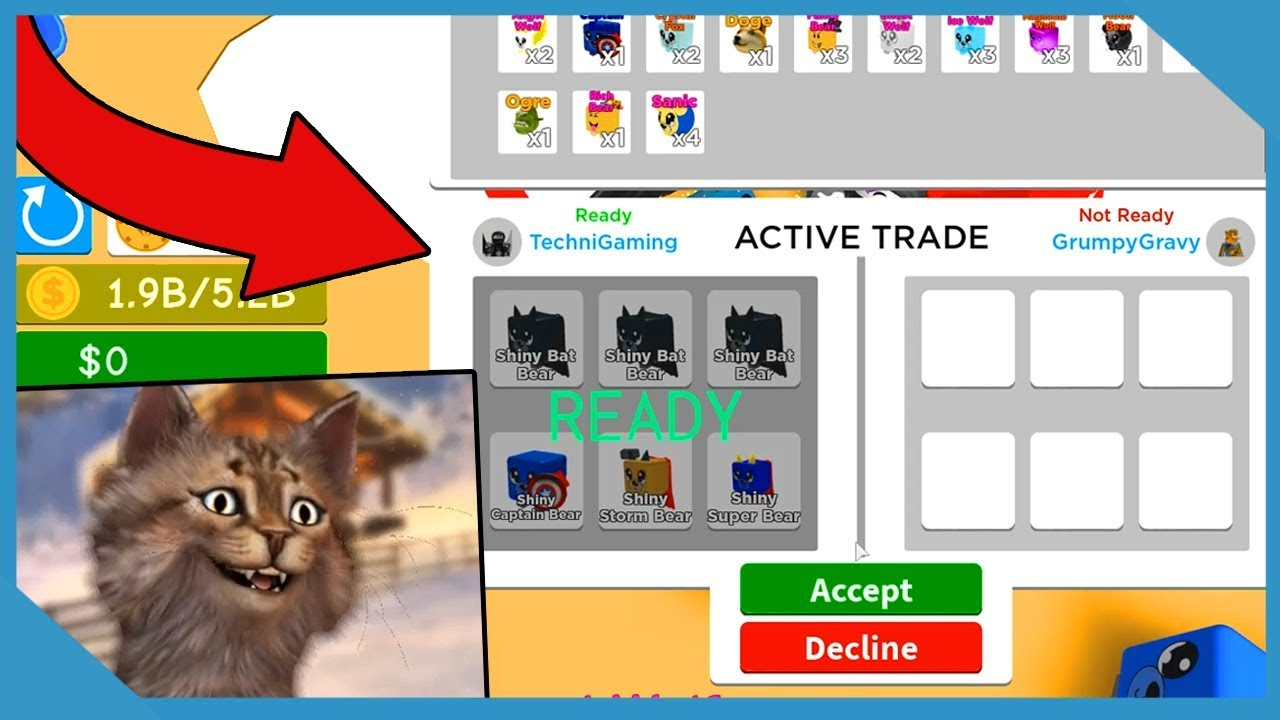 Insane Trade For Shiny Super Pets! Roblox Magnet Simulator
