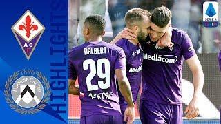 Fiorentina 1-0 Udinese | Milenković's Header Proves Decisive | Serie A